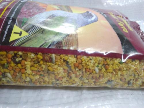 pixarro tenébrio+farinhada+inseto 6kg raposo nutrição k24