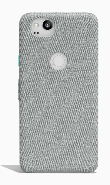 release date 79143 3309d Pixel 2 Xl Fabric Case - Capa Original Da Google.