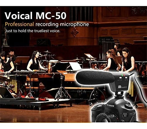 pixel mc50 camara de voz de alta definicion microfono diseñ