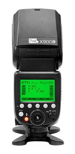 pixel x900c 1/8000s hssfsk2.4ghz control inalámbrico