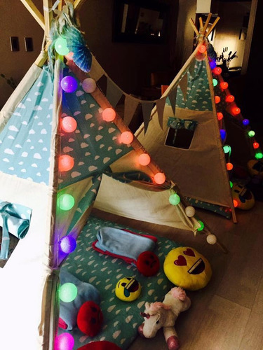 piyamada pijama party tipi carpas fiestas alquileres ps4