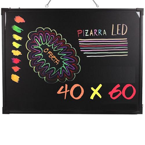 pizarra led 40 x 60 circuit