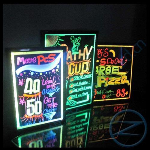 pizarra led 60 x 40 multiuso alquiler con opción a compra