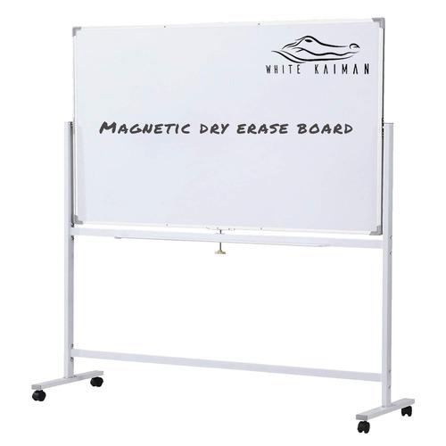 pizarra magnética de borrado en seco w / stand - tabler...