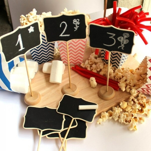 pizarra mini souvenirs para boda, fiesta, cumpleaños,