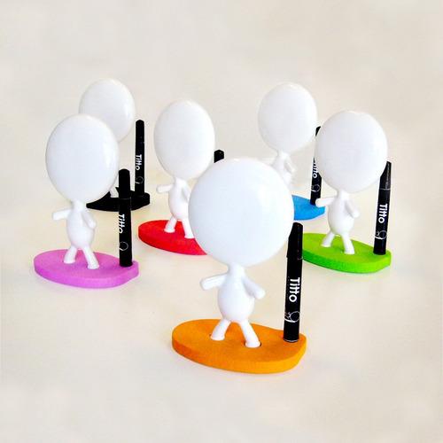 pizarra muñeco titto - bebop regalos - souvenirs originales