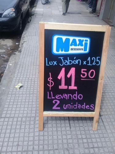 pizarra para tiza líquida + 1 pizarra envio gratis quilmes