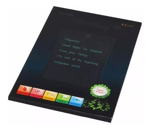 pizarra tablet digital cálculos dibujo 8.5 pulgadas