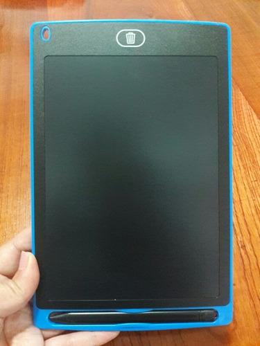 pizarra tableta anotador 8.5 pulgadas. compra por mayor 10u