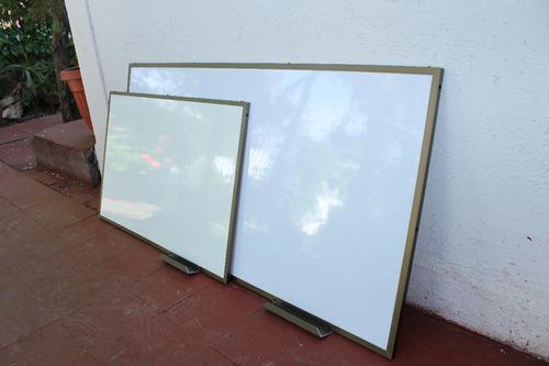 pizarras blancas 1.00x1.50 mts para plumón