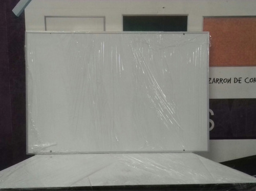 pizarron blanco para plumon medidas 88 x 120 cm