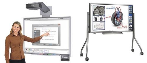 pizarron electronico interactivo 77  marca smart avqro