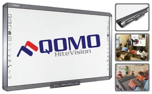 pizarrón interactivo qwb300 qomo 79