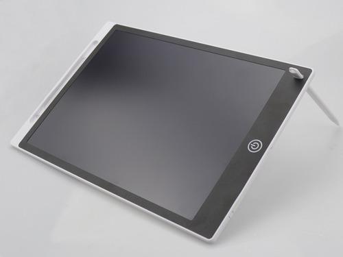 pizarron magico tipo tablet borrable led dibujar lista 12 in