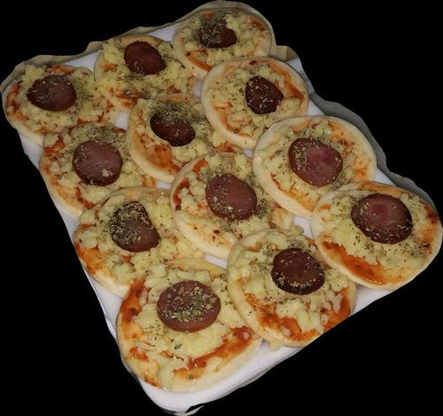 pizza congelada