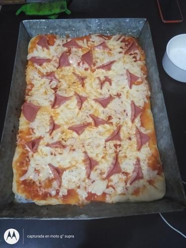 pizza cubana por encargo