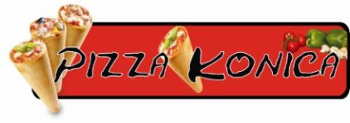 pizza konica,pizza en forma de cono,alquiler de estacion