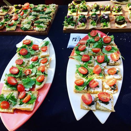 pizza party a la parrilla- barra libre -catering a domicilio