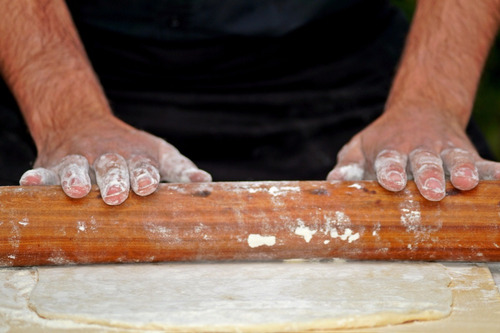pizza party - barra movil - pernil - asado - cazuela