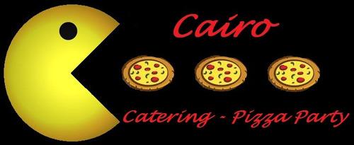 pizza party cairo eventos variedad de catering whats44122400