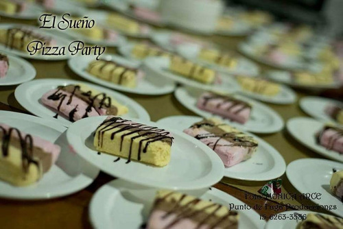pizza party, catering catering