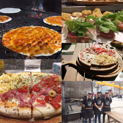 pizza party catering event fiesta