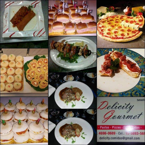 pizza party catering evento