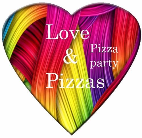 pizza party-catering- finger food-aceptamos tarjs de credito