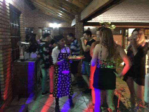 pizza party celeste y santiago zona oeste norte caba y sur
