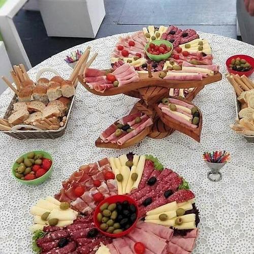 pizza party donvitto-entradas-mesadulce-postre y mucho mas!