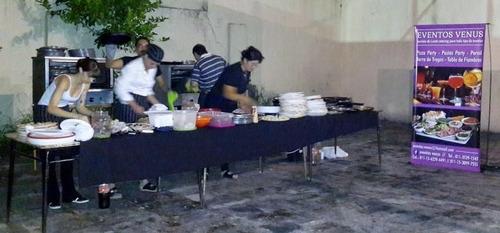 pizza party/ eventos