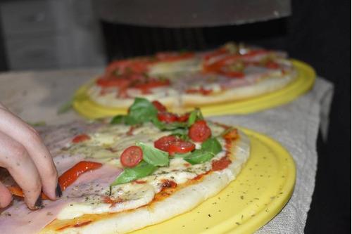 pizza party eventos servicios