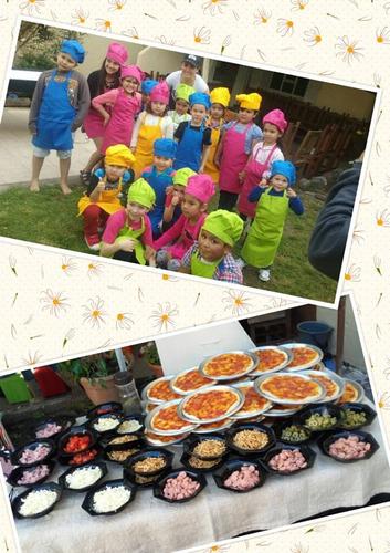 pizza party la fira eventos mesa dulce  barras más servicios