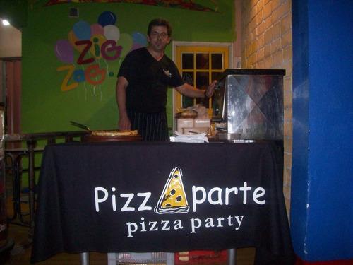 pizza party la mejor de zona sur