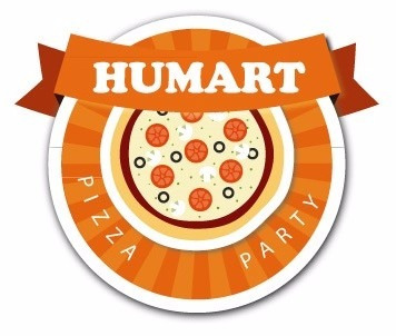 pizza party | pernil  | eventos | fiestas | humart
