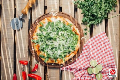pizza party, perniles, barras de tragos, asado al pan