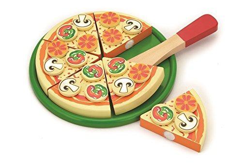 pizza party - pretend children play cocina juego de aliment