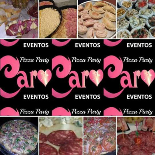 pizza party servicio catering