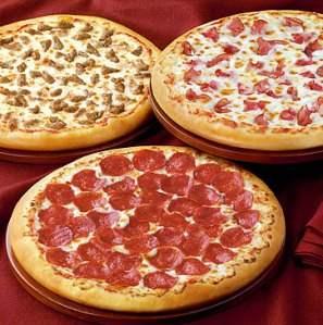pizza party venus//entrada, pizza libre y bebida $ 130=