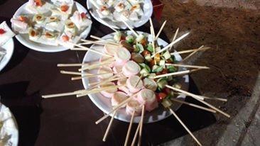 pizza party zona sur catering eventos fiestas bebidas postre