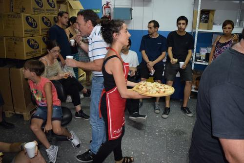 pizza party - zona sur, norte, oeste y caba