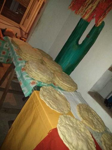 pizza party/pernil party delivery listas para poner al horno