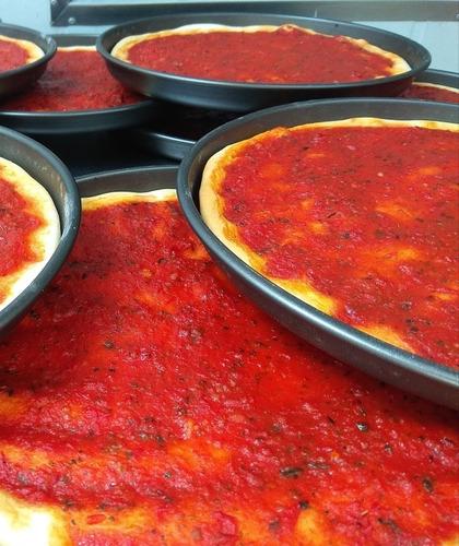 pizza prepizza congelada artesanal natural