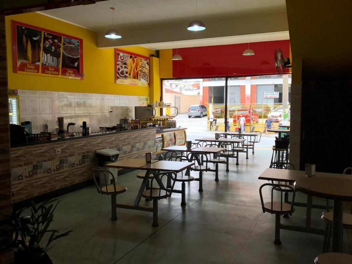 pizzaria em pirituba (villa zatt) documentação ok