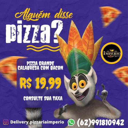 pizzaria império anápolis
