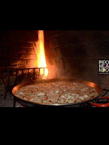 pizzas a la parrilla servicio de catering $235