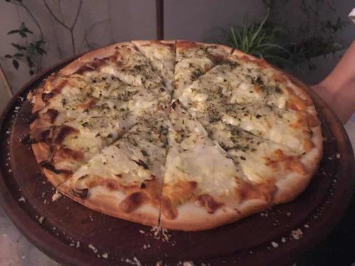 pizzas caseras a domicilio ( congeladas)