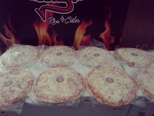 pizzas congeladas mayor y detal