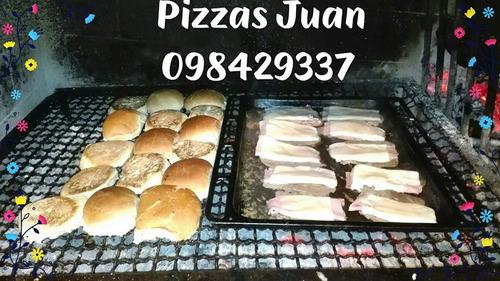pizzas pizzas servicio