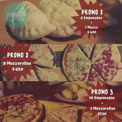 pizzas y emp - andolini